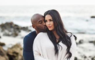 "Sotia lui Kobe Bryant, mesaj lacrimogen: ""Felicitari, iubitule!"" Ceremonia speciala la care Vanessa l-a omagiat pe legendarul baschetbalist"