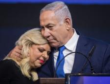 Sotia lui Netanyahu a recunoscut ca a dat pe mancare sume uriase din banii israelienilor