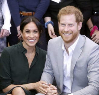 Sotia printului Harry este insarcinata