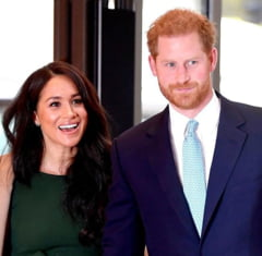 Sotia printului Harry vrea sa joace rolul unui supererou la Hollywood