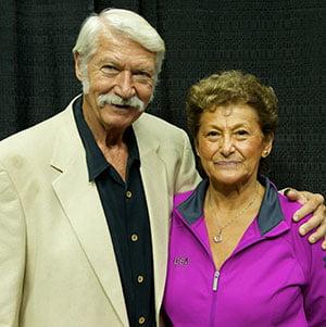 Sotii Bela si Martha Karolyi, actionati in judecata de o campioana americana la gimnastica