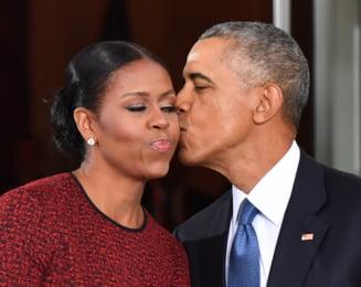 Sotii Obama incaseaza 60 de milioane de dolari ca sa scrie fiecare cate o carte