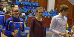 Spadasinele cadete rateaza de putin podiumul
