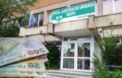 Spaga si trafic de influenta in Spitalul Judetean de Urgenta Resita! Un medic si-a negociat deja condamnarea cu procurorul!