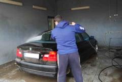 """Spalatoriile auto si vulcanizarile, """"luate la puricat"""" de ITM Hunedoara"""