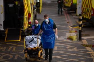 Spania, cel mai mare numar de contaminari zilnice cu SARS-CoV-2. Marea Britanie a inregistrat un nou maxim de decese asociate Covid-19