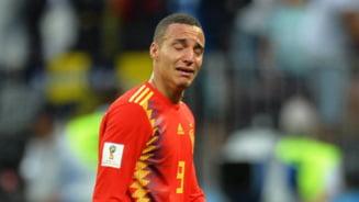 Spania a pierdut un jucator important din lot chiar inainte de partida decisiva pentru Romania din preliminariile EURO 2020