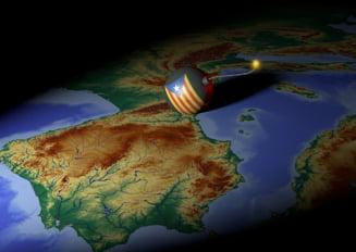 Spania a preluat oficial conducerea Cataloniei, dupa ce regiunea si-a proclamat independenta
