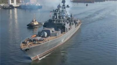 Spania a refuzat accesul pentru aprovizionare a unor nave militare rusești la unul din porturile sale