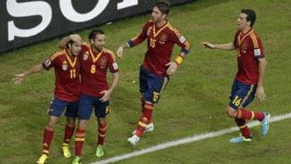 Spania castiga si ultimul meci al grupei, cu Nigeria