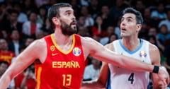 Spania este noua regina a baschetului mondial, dupa o finala surprinzatoare in China