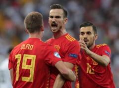 Spania isi ia revansa cu Germania si devine pentru a cincea oara campioana europeana la tineret