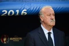 Spania ramane fara antrenor dupa eliminarea de la EURO 2016