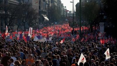 Spania se afunda in recesiune. Scaderea economica si somajul, la cote maxime