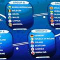 Spania si Gibraltar au fost separate dupa ce au nimerit in aceeasi grupa de la Euro 2016