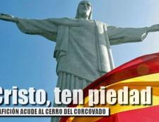 Spania tremura inaintea meciului decisiv de la Mondiale: Hristos, ai mila!