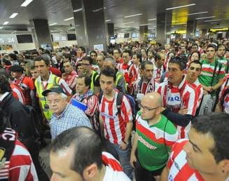"""Spaniolii, umiliti pe Aeroportul Otopeni: """"E o rusine, tara din lumea a treia!"""""""