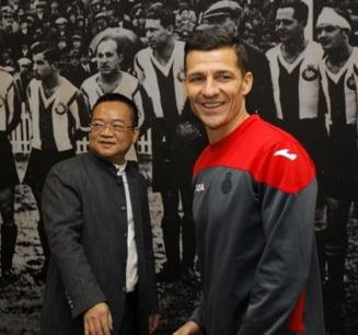 Spaniolii ii transmit un avertisment dur lui Galca: Miliardarul chinez si-a pierdut rabdarea