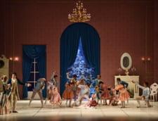 Spargatorul de nuci, baletul care anunta sarbatorile de iarna, pe scena Operei Nationale Bucuresti