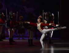 Spargatorul de nuci, baletul ce anunta sarbatorile de iarna, pe scena Operei Nationale Bucuresti