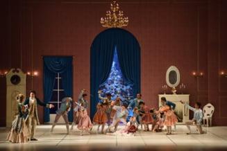 Spargatorul de nuci, cea mai frumoasa poveste de balet pentru copii, pe scena Operei Nationale Bucuresti