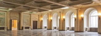 Spatiile istorice ale Palatului Regal pot fi vizitate in acest weekend
