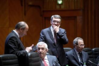 Specialistii din CSM dejoaca planurile lui Toader si Ciorbea in cazul completurilor de 3 judecatori