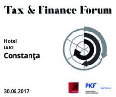 Specialistii din domeniul consultantei fiscale se reunesc la evenimentul Tax & Finance Forum de la Constanta