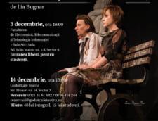 """Spectacol de teatru """"Doua Liniute"""" dedicat studentilor"""