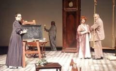 Spectacol dupa Franz Kafka la Teatrul National
