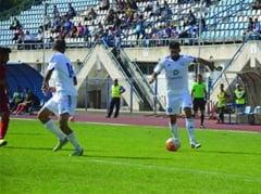 Spectacol in Zavoi Florin Costea a dat patru goluri in meciul cu Resita!