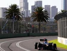 Spectacol in prima cursa de Formula 1 a anului