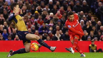 Spectacol intre Liverpool si Arsenal, victorie uriasa pentru echipa lui Pantilimon si pas gresit al lui Chelsea