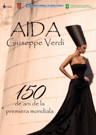 "Spectacol-ofranda in Gradina Botanica, la 150 de ani de la nasterea operei ""Aida"""
