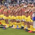 """Spectacol pe """"Arcul de Triumf""""; cum s-a terminat meciul de rugby dintre Romania si Argentina"""