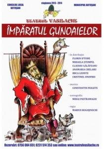 Spectacol pentru copii, duminica la Teatrul Vasilache