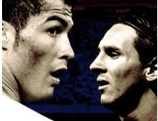 Spectacol total cu Messi si Cristiano Ronaldo (Video)