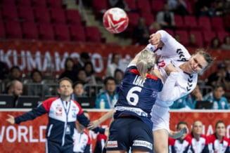 Spectacol total la Campionatul Mondial de handbal feminin: Vezi rezultatele de luni si clasamentul