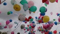 Spectacole pentru copii la Ploiesti si multe baloane