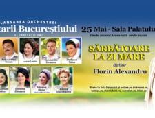 """Spectacolul Orchestrei Lautarii Bucurestiului - """"Sarbatoare la zi mare"""", reprogramat pe 25 mai 2020"""
