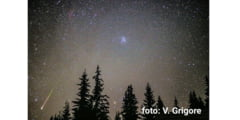 Spectacolul Perseidelor vazut in mijlocul naturii, alaturi de SARM si Ucenicul Astronom