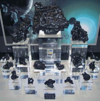 Spectaculosul meteorit în vârstă de 20.000 de ani râvnit de colecționari. Un muzeu din România deține un fragment