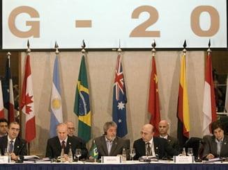 """Spectrul """"razboiului economic"""" la conferinta G20"""