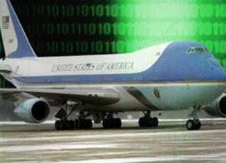 Spionaj rusesc la Air Force One, descoperit dupa zece ani