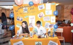 Spiritul business se invata la scoala. Incepe cea de-a sasea editie a Targului Judetean al Firmelor de Exercitiu