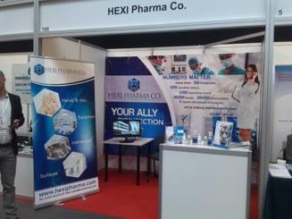 Spitale dezinfectate doar de ochii lumii: Ce spune patronul Hexi Pharma despre provenienta materiilor prime