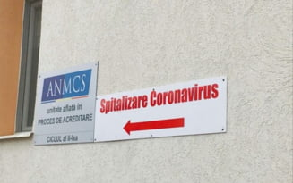 Spitalizare record la Iasi. O femeie diagnosticata cu Covid-19 a fost externata dupa 60 de zile