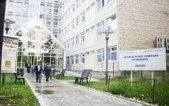 Spitalul Clinic Judetean de Urgenta, pe baricade impotriva covid 19 de 10 zile. DSP inca nu a dat un aviz...