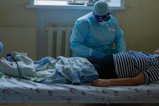 """Spitalul Judeţean din Craiova, copleșit de numărul bolnavilor infectați COVID-19: """"Suntem ca pe front"""""""