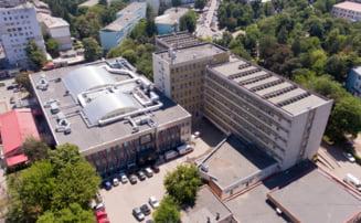 Spitalul Judetean de Urgenta (SJU) Bacau incepe testarea personalului medical din prima linie de combatere a Covid19